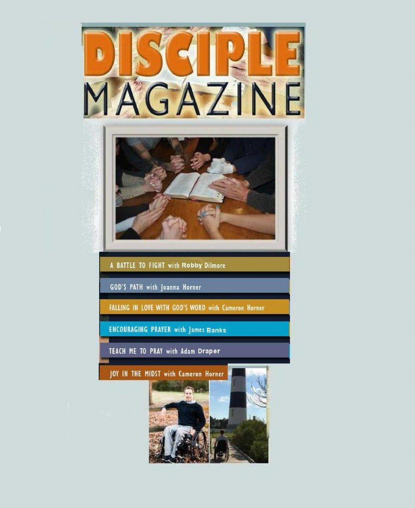 Disciple Magazine Radio
